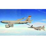 KC-135 Stratotanker Refueling
