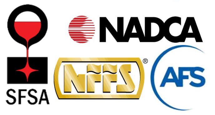 AMC Trade Associations: Steel Founders' Society of America (SFSA), North American Die Casting Association (NADCA), Non-Ferrous Founders' Society (NFFS) and the American Foundry Society (AFS)