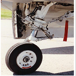 Nose Landing gear assembly