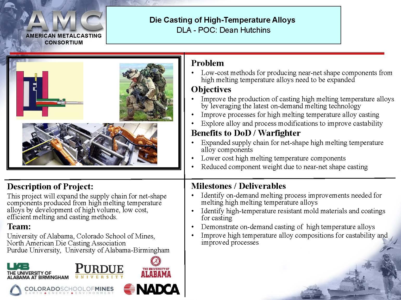 High temp alloy rev